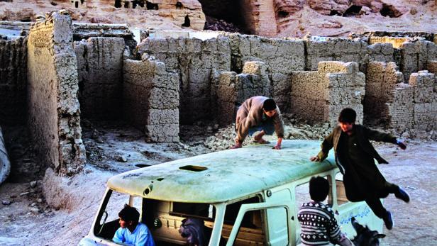 Bamiyan, 2003
