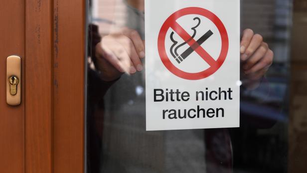 Das Rauchverbot findet großteils Anklang