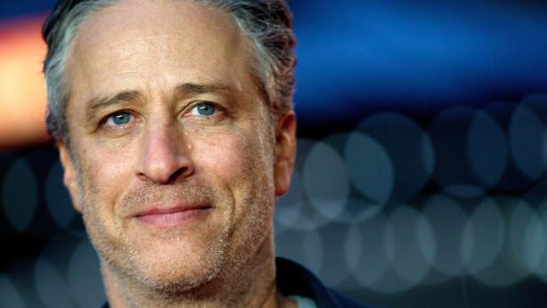"""Der Menschenverstand im täglichen Wahnsinn. Jon Stewart verlässt die """"Daily Show""""."""