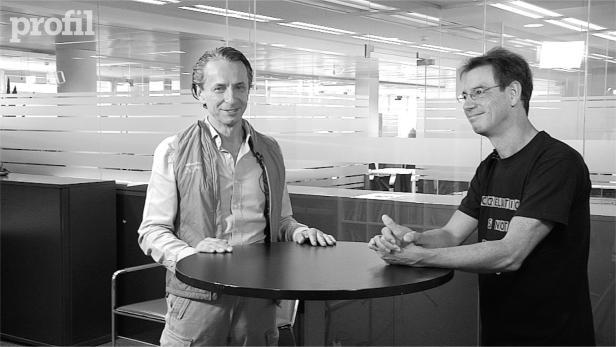 Christian Rainer und Alwin Schönberger über die aktuelle Titelgeschichte