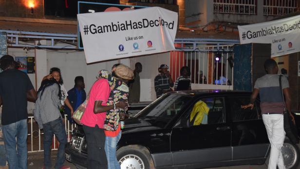 Impressionen aus Gambia