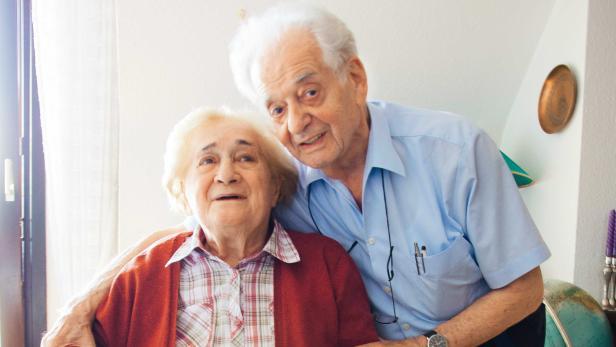 Lotte und Hugo Brainin: Am liebsten spricht er über ihren Widerstand gegen den Nationalsozialismus