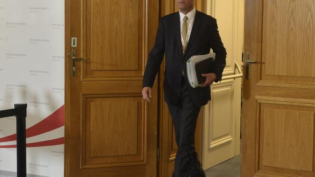 Justizministeriums-Generalsekretär Christian Pilnacek