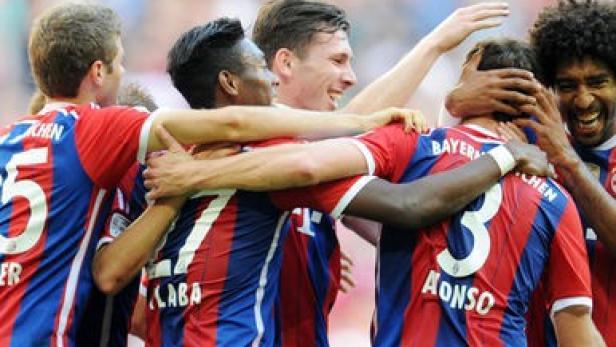 Champions League Ergebnis