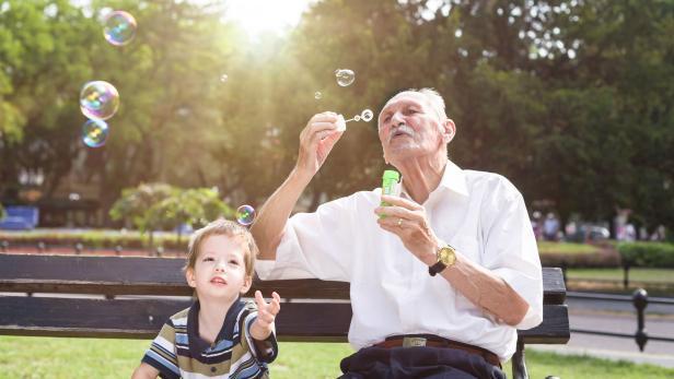 Wie gehen wir damit um, wenn unsere Eltern langsam alt werden?
