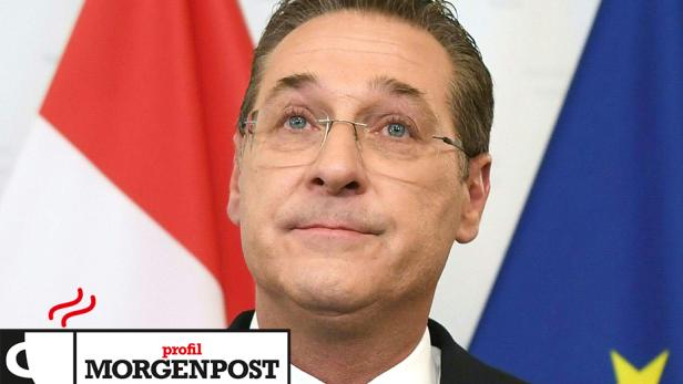 Rücktritt als Vizekanzler: Heinz-Christian Strache am 18. Mai 2019