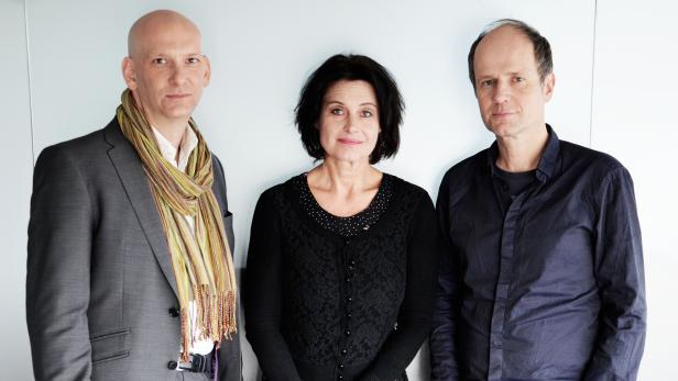 Clemens Neuhold, Christa Zöchling, Stefan Grissemann