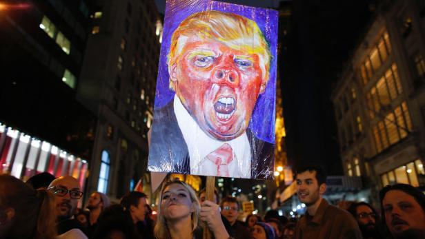Wird es so schlimm, wie viele Trump-Gegner befürchten?