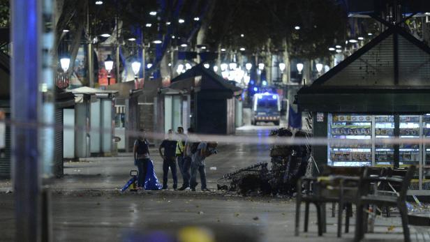 Terror in Barcelona