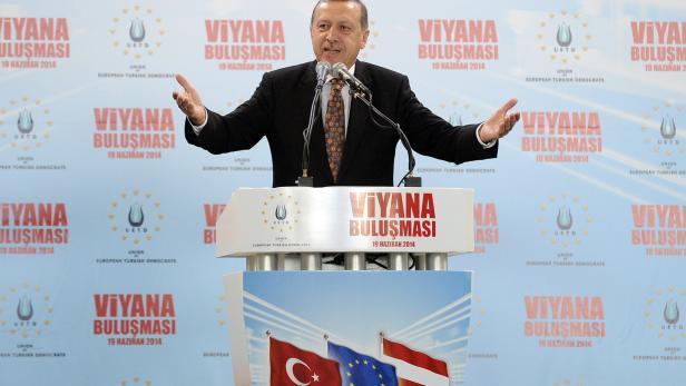 """Erdogan und der umstrittene Kampfbegriff """"Islamophobie"""""""