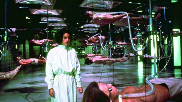 """Szenenbild aus Michael Crichtons """"Coma"""""""
