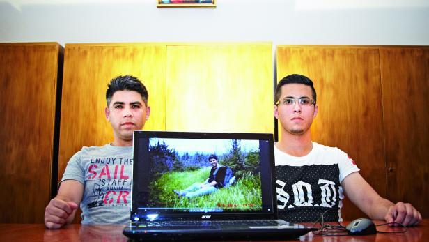 SYRISCHE ASYLWERBER: Die Flucht mit der Handy-Kamera aufgezeichnet