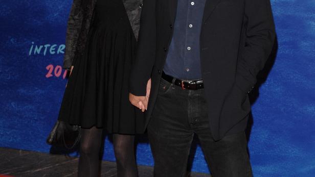 Das US-Schriftstellerpaar Siri Hustvedt und Paul Auster.