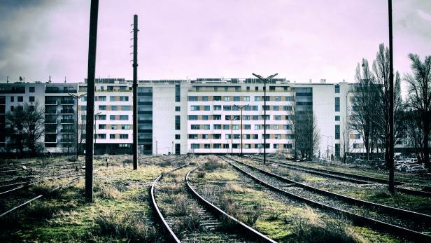 UNGEPRÜFT: 5000 Wohnungen sollten auf dem auf dem Nordbahnhofgelände in den kommenden Jahren entstehen - ohne UVP.