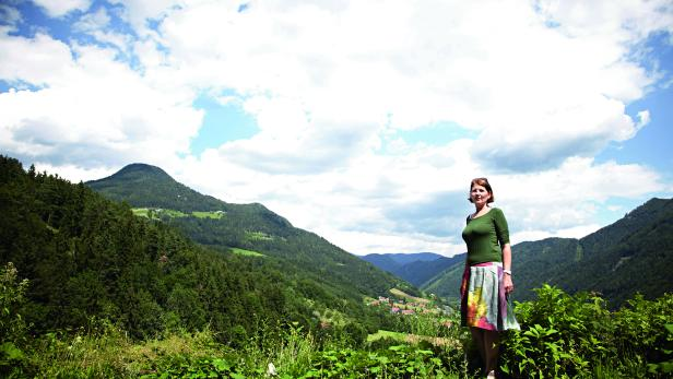 Engagierte Flüchtlingshelferin: Edda Engelke