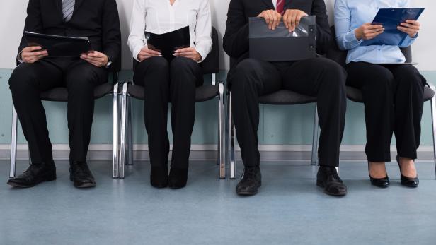 Immer mehr Ältere. Die Zahl der Arbeitslosen über 50 hat sich in den vergangenen Jahren stark erhöht.
