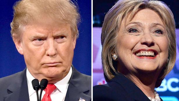 Hillary Clinton kann trotz allem mit dem Thema Frauen punkten
