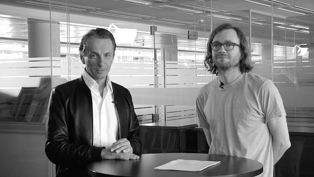 Christian Rainer und Sebastian Hofer über die aktuelle Titelgeschichte