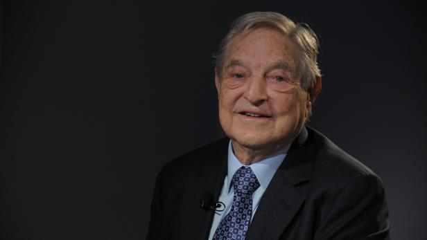 George Soros unterstützt all das, was der US-Rechten aus tiefem Herzen verhasst ist.