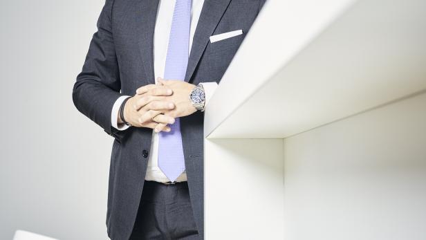 Wienwert-Vorstandsvorsitzender Stefan Gruze