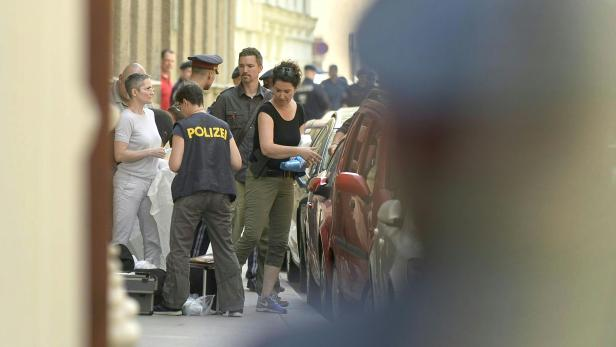 Mord und Selbstmord am 29. Mai 2018 in Wien