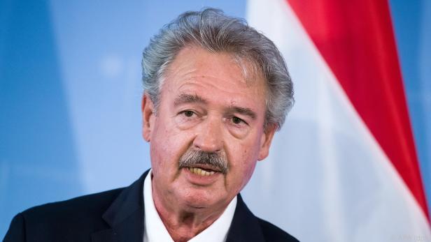 Asselborn kritisiert Österreichs EU-Kurs