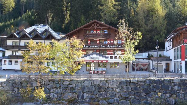 """Aprés Ski-Location """"Kitzloch"""" in Ischgl"""