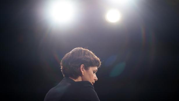 WIEN: SPÖ-BUNDESPARTEITAG: RENDI-WAGNER