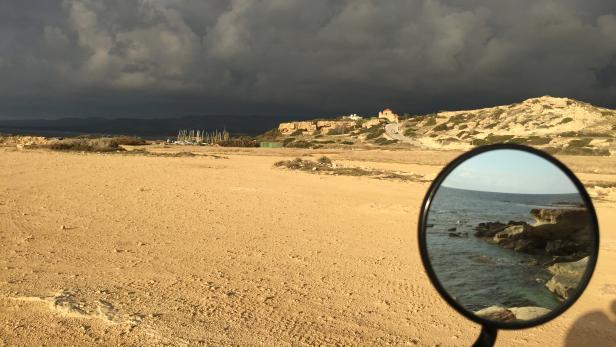 profil-Fotoredakteurin Doris Klimek auf Zypern