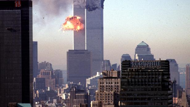 Die Anschläge am 11. September 2001