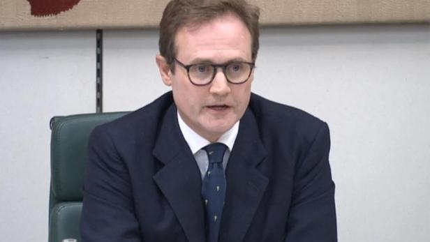 Der britische Außenpolitiker Tom Tugendhat
