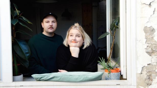 Chris Sommer und Giulia Becker