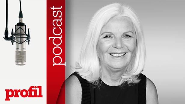 profil-Kolumnistin Elfriede Hammerl im Podcast