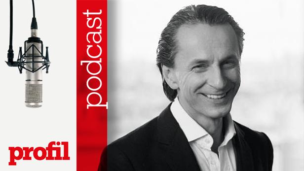 profil Chefredakteur und Herausgeber Christian Rainer im Podcast