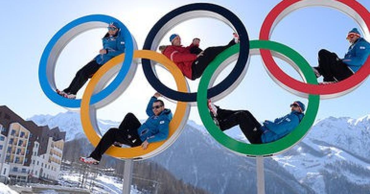 Olympische Winterspiele Disziplinen