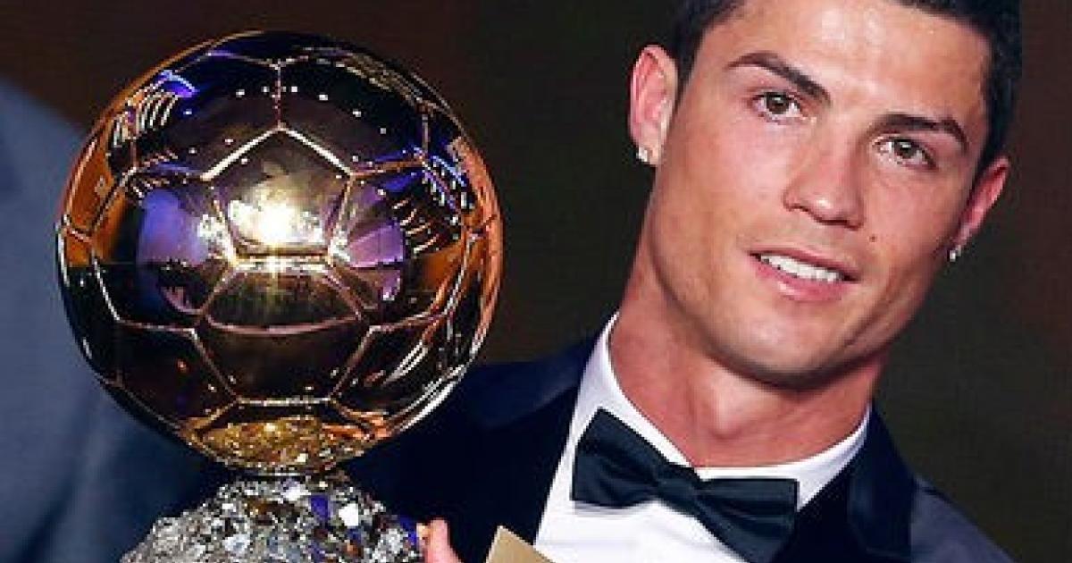 Ronaldo Weltfussballer