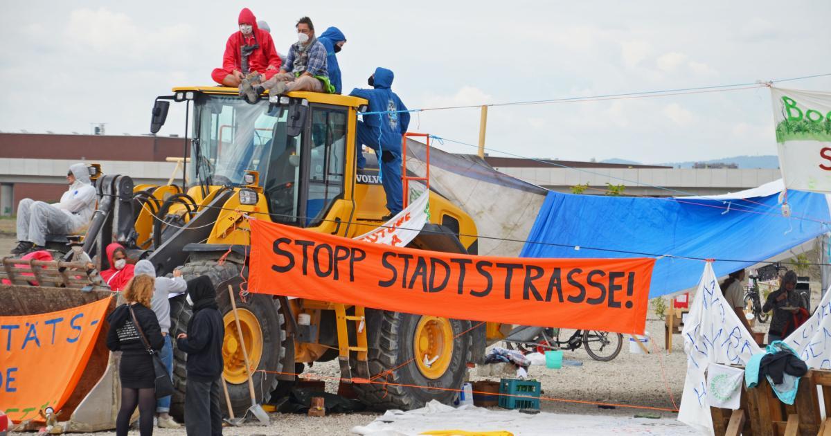 Lobau-Proteste: Was braut sich da zusammen?